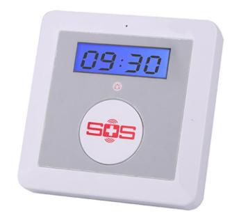 Compleet thuis systeem met 'geen beweging' sensor